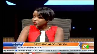 Monday Special: Battling Alcoholism