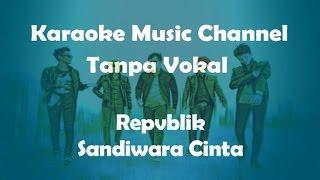 Repvblik Sandiwara Cinta (karaoke version)