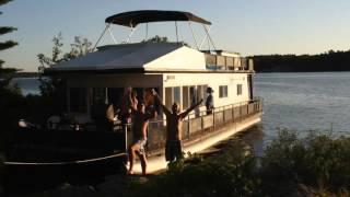 Boat Rentals Ontario - Happy Days Houseboat Adventures - Boat Rentals Ontario