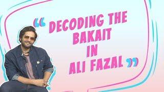 Decoding The Bakait In Ali Fazal Way | POP Diaries Exclusive