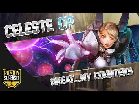 Vainglory YoloQ - Ep 31 GREAT...MY COUNTERS!! Celeste  CP  [SoloQ] Gameplay  Update 2.4 