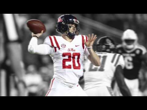 "Official Shea Patterson Highlights |""Unlock the Swag""