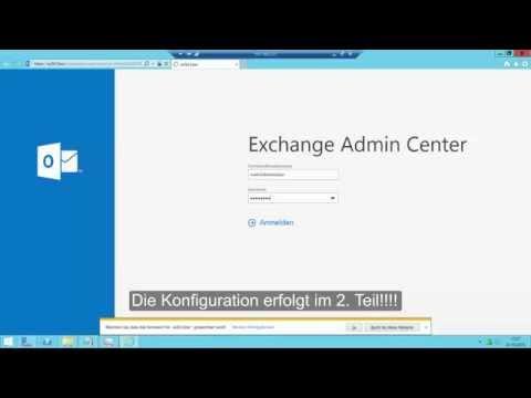 Microsoft Exchange 2016 Installation Part1