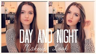 My Everyday Makeup Routine : Day and Night Looks