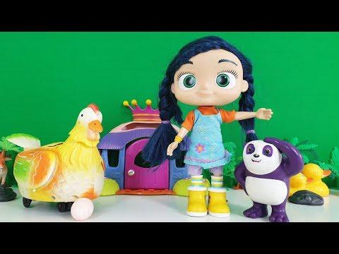 Wissper Türkçe çizgi Film Oyuncağının Tavuğu Yumurtluyor çocuk Videosu