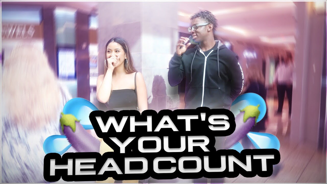Download WHATS YOUR HEAD COUNT? 👅💦 (Public Interview) *GONE WILD*