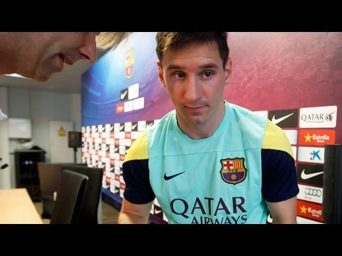 Lionel Messi relaxed over tax fraud allegations