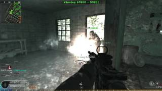 Call of Duty 4 Modern Warfare Multiplayer gameplay PC