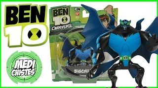 big chill figure ben 10 omniverse galactic monsters medi review 60