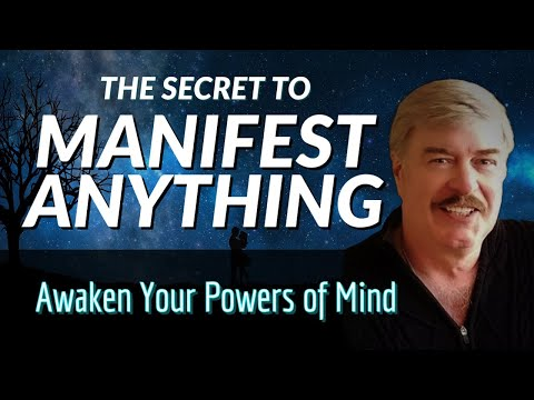 Mind Power Secrets - An audio workshop for attracting prospe