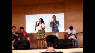 Medley Lagu Daerah - Cover by Sunny Day