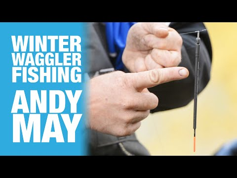 Winter Waggler Fishing For Silvers And F1's - Andy May - Partridge Lakes