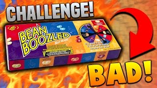 BEAN BOOZLED CHALLENGE! (WORST IDEA EVER)
