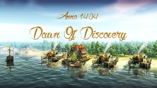 ANNO 1404 : Dawn Of Discovery [Thai] : #1 เกมคุณภาพ