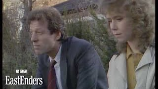 Dirty Den's 'last' episode: shot at the canal - EastEnders - BBC