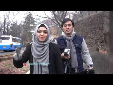 COMEDY TRAVELER - Rina Nose CLBK Di Korea (07/01/17) Part 3