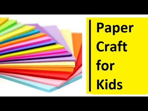 paper-craft-for-kids-l-wall-hanging-ideas-l-diy-decor-ideas-for-home-l-new-waste-out-of-best-2020