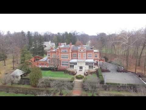 DJI Phantom 3: Wolfe Park and Jeffrey Mansion