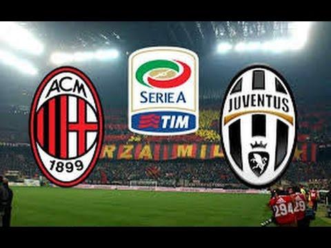 Milan-Juventus   Streaming Live Serie A