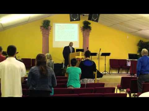 Trust Issues Pastor Appreciation Service 3