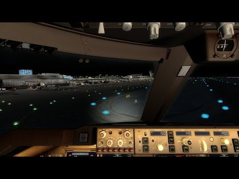 De Tallinn (Estonie) à  Helsinki (Finlande) en 747-400 PMDG sous IVAO avec P3D