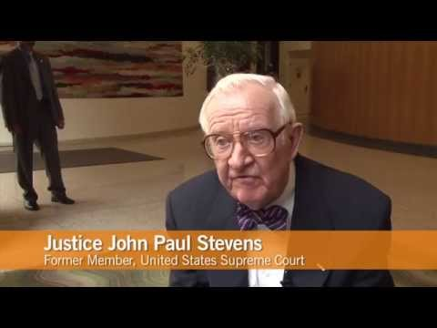 Supreme Court Justice John Paul Stevens On Immigration Justice