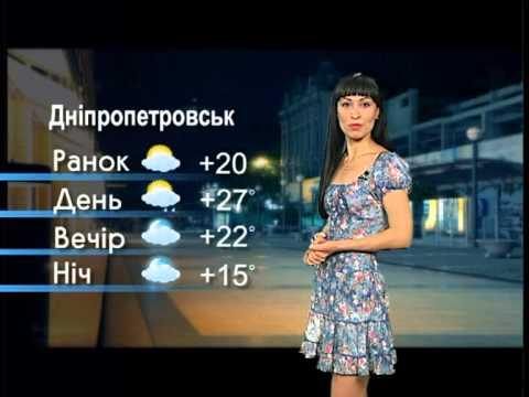 Видео прогноз погоды
