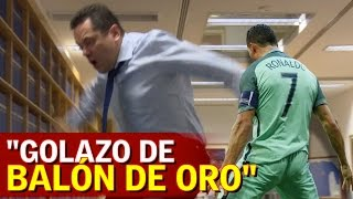 Portugal 2-0 Gales | Roncero: