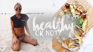 THE FOODS YOU THINK ARE HEALTHY BUT AREN'T