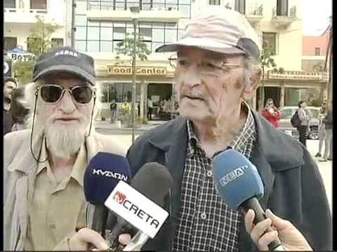 Old Man Interrupts News Interview With Animal Noises