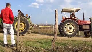 Rezillik Fiat640 Johndeere 2030u rezil ediyor
