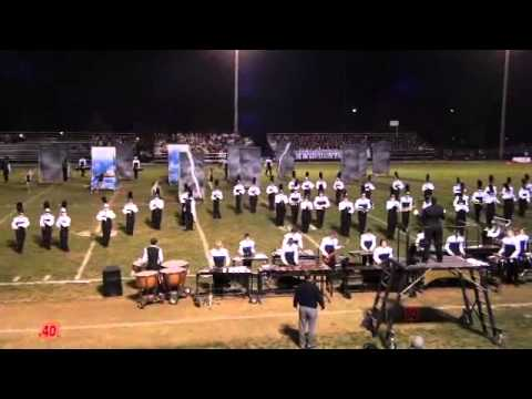 Miamisburg Marching Band 2012