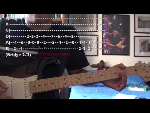 R U Mine? - Arctic Monkeys (Guitar Lesson + Tabs)