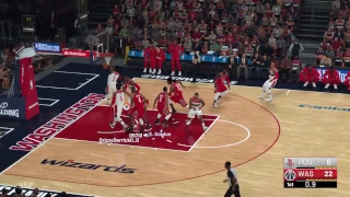 "Update 1.04 Gameplay (FIX YOUR GAME MIKE WANG) ""NBA 2K19"" Sponsored By ""Unrivaled Energy"""