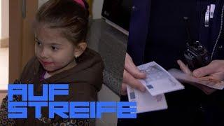 Kinder allein zu Hause - Pizza Lieferant mit Spielgeld bezahlt | Auf Streife | SAT.1 TV