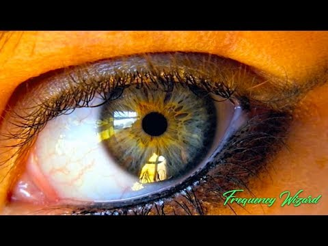 Get Green Blue Hazel Grey Eyes Fast! Subliminal Hypnosis Biokinesis - Change Your Eye Color