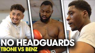 BOXING BEEF Episode 3: Benz Vs T-bone, No Headguards | KO!!! ft ANESONGIB