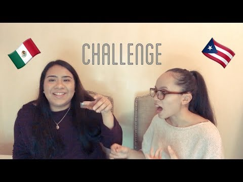 Puerto Rican Tries Mexican Candy Challenge