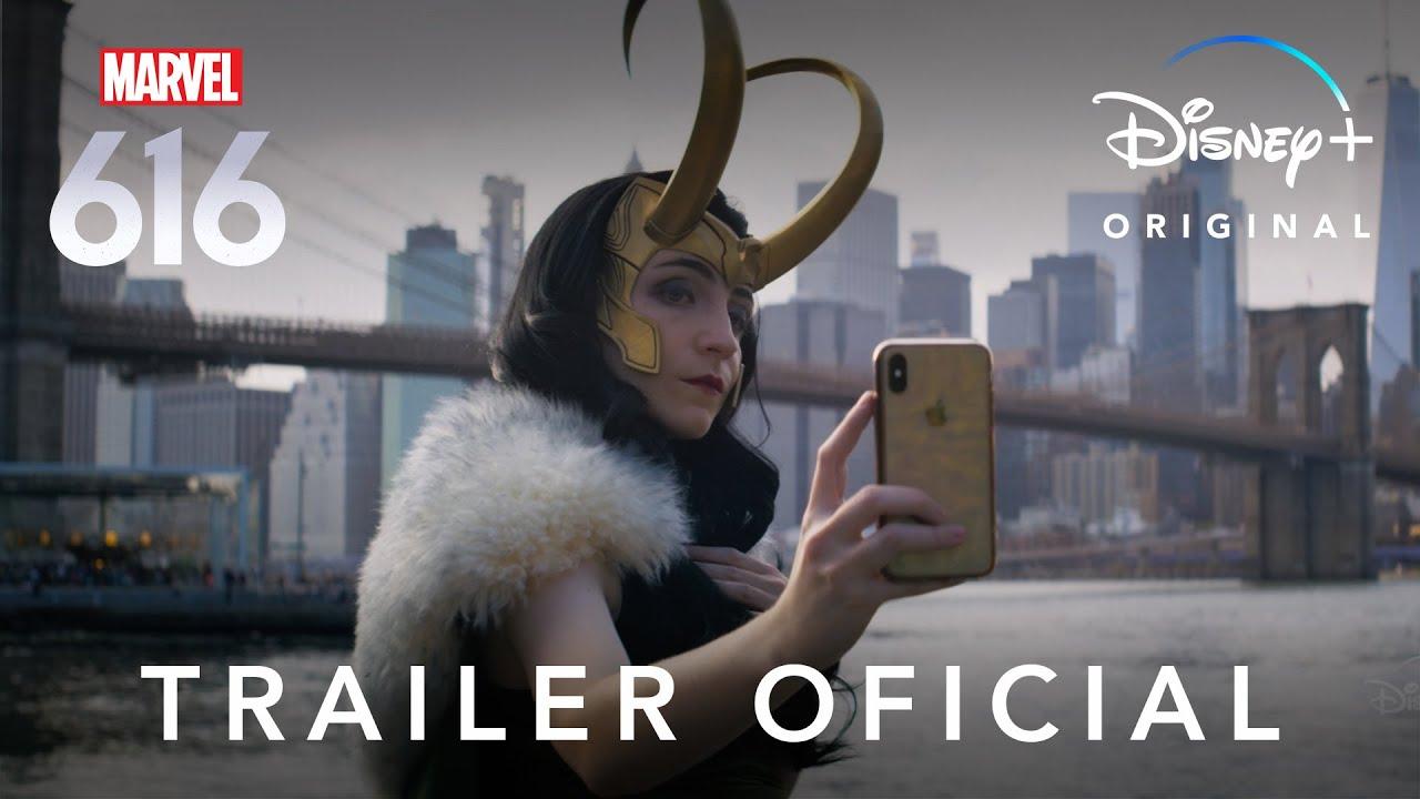 Marvel 616 | Trailer Oficial Legendado | Disney+