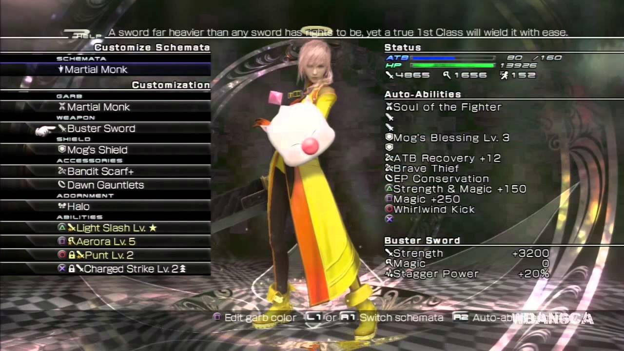Lightning Returns: Final Fantasy XIII - Ultimate Setup