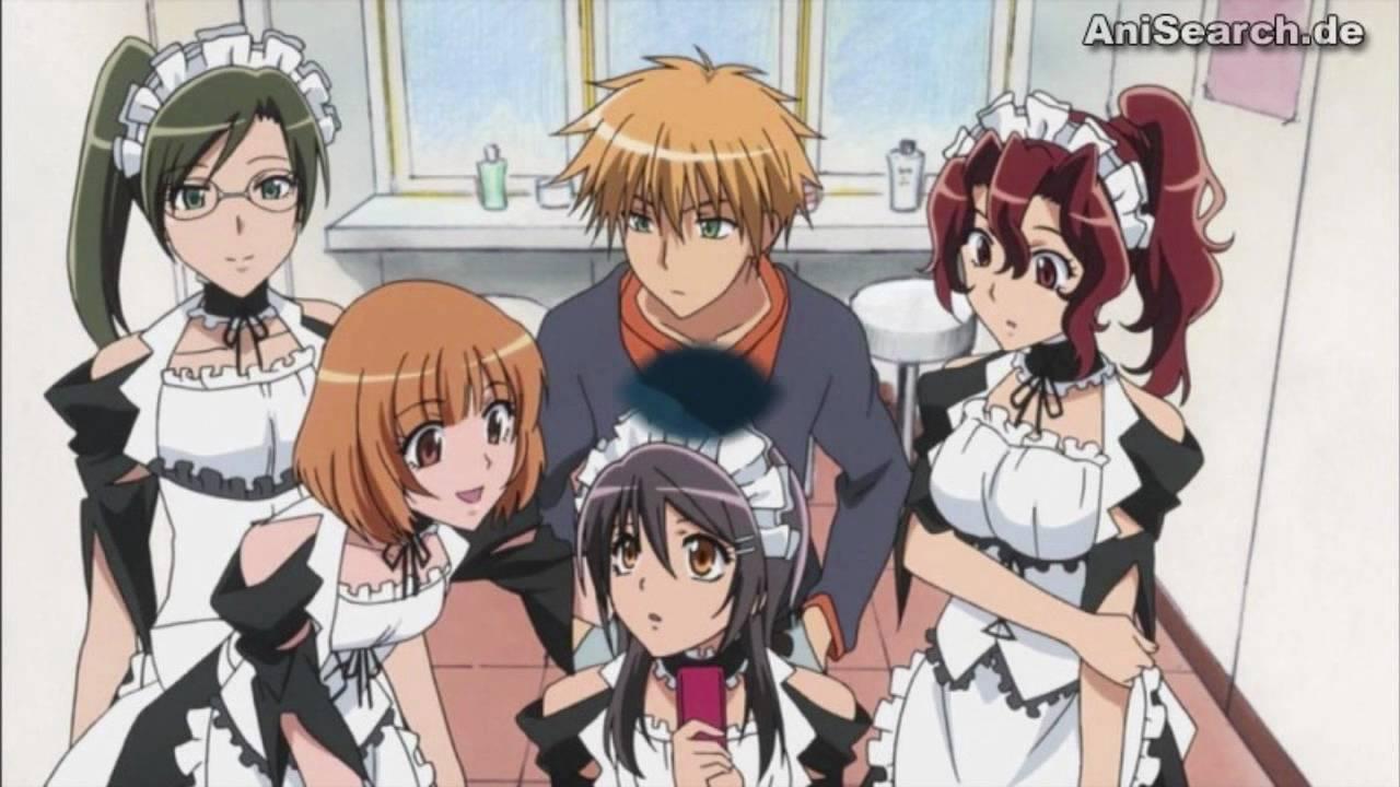 anime romance shows: My Top 10 Comedy/Romance Anime ! ♥