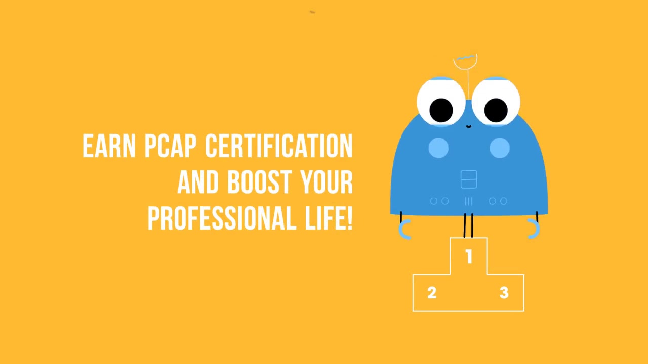 PCAP Certification (Associate) | Python Institute