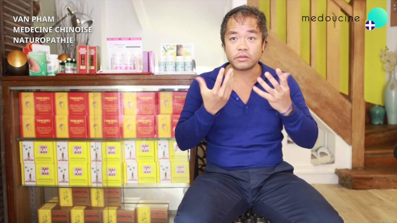 Médecine chinoise : accompagner une migraine - Par Pham