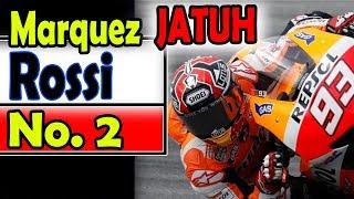 Download Video Hasil MotoGP Tadi Malam ! Marquez Jatuh Rossi Podium Kedua Setelah Disalib Alex Rins Di Akhir Balapa MP3 3GP MP4