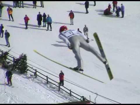 Johnny Spillane, National Champ, Ski Jumping 2003