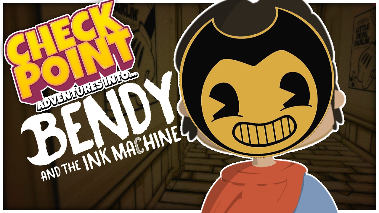 bendy and the ink machine playthrough