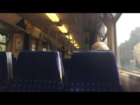 *RARE* Journey on Thameslink Class 319/0 319 010