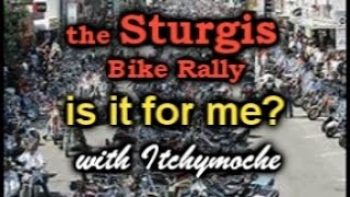 Is the Sturgis Biker Rally for Me?