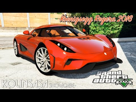 Koenigsegg Regera 2016 v1.1a [add-on]