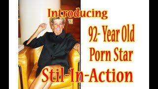 Shirley Andrew- 92-year old Porn Star
